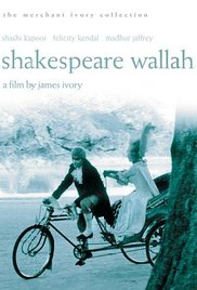 Shakespeare Wallah movie poaster