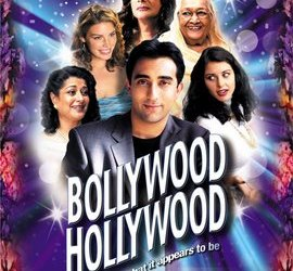 Bollywood Hollywood movie poster