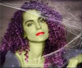 Kangana Ranaut as a witch