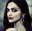 Deepika Padukone as a vampire
