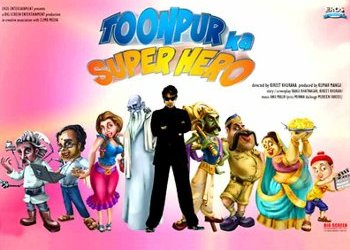 Toonpur Ka Super Hero movie poster